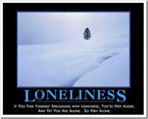 Loneliness Quotes: