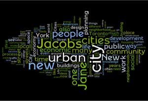 What We See word cloud from wordle.net