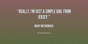 Simple Girl Quotes