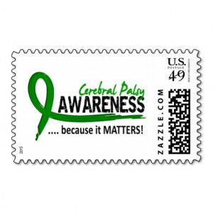 Awareness 2 Cerebral Palsy Postage