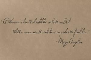 Maya Angelou Quotes A Womans Heart Maya angelou a woman's heart