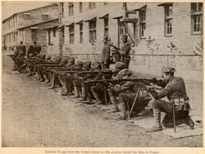 Military Life - World War I, WWI
