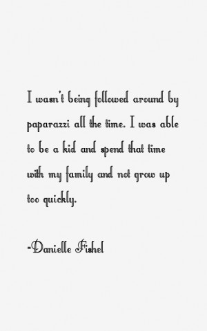Danielle Fishel Quotes amp Sayings