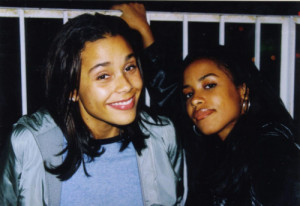 With Aaliyah in our hearts