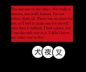 Inuyasha -Quote- by kellyramirez25