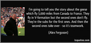 More Alex Ferguson Quotes