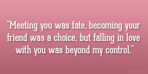 falling in love 36 Cute Love Sayings Which Are Romantic As Well