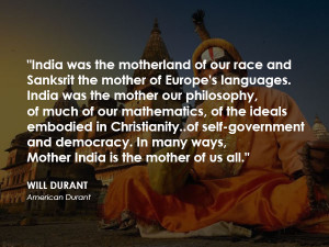 Indian Culture And Heritage Quotes