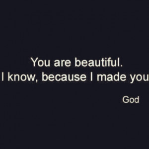 God #Beautiful #Quotes