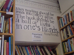 quotes books reading library author