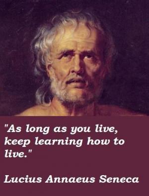 Lucius annaeus seneca famous quotes 2