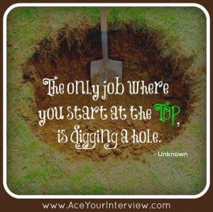 Funny Job Interview Quotes