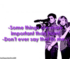 All your favorite iCarly quotes in one place. Check it out and enjoy ...