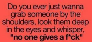 Harsh but true