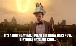 ... Birthday Doctor Who, Doctor Who Happy Birthday, 11Th Doctors, Doctors