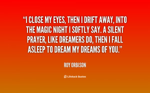 roy orbison quotes and sayings