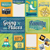 ... - Family Vacation Collection - 12 x 12 Paper - Family Vacation Tags
