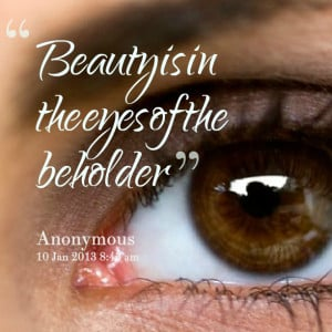 Brown Eyes Quotes