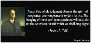 Vengeance Quote