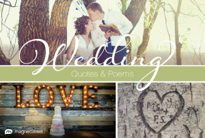 Wedding Poems and Quotes For Your Big DayTruly Engaging Wedding Blog
