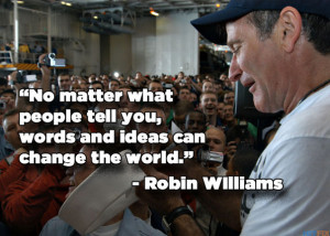 11 Poignant Robin Williams Quotes About Life And Laughter