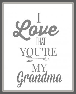 Back > Quotes For > I Love My Grandma Quotes