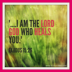 Bible Verses On Healing 019-05