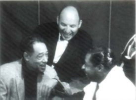 Great Encounters #11: Duke Ellington and George Wein at Newport, 1956
