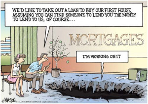 Mortgage Market Meltdown