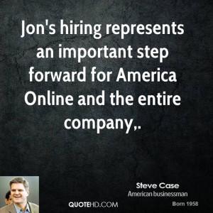 Steve Case Quotes