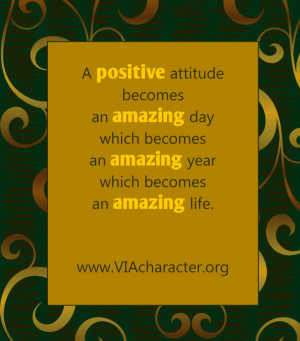Practicing your perspective, hope and gratitude strengths help you to ...