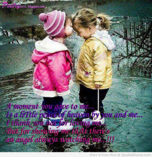 Little Girl Friendship Quotes Quotesgram
