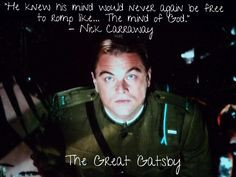 The Great Gatsby Jay Gatsby More