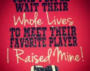 , football mom, custom football shirt, football girlfriend, football ...
