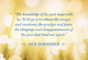 ... disapointments as our whole lives not just an experience in the past