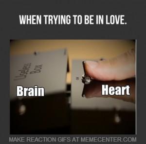 Wth Brain?? Please Give Me A Chance,will Ya?