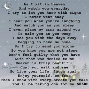 Cant wait to see you in heaven.