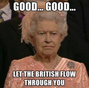 The Queen on Scottish Referendum