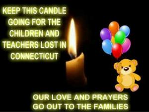 In Memory. 12/14/2012 Sandy Hook Elementary. Newtown, CT