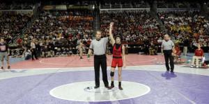 Steve Pope) - Cassy Herkelman is declared the winner by default after ...