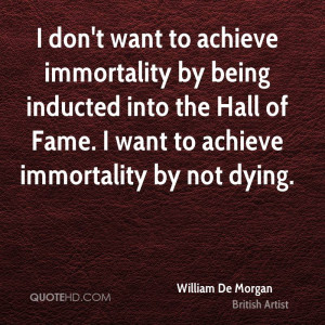 William De Morgan Quotes