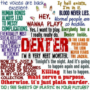 darkly dreaming dexter book report