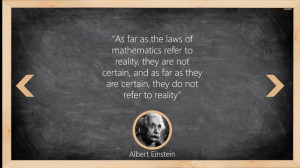 Radical Math Quotes