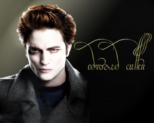 Edward Cullen Wallpaper With Quotes Edward cullen .