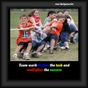 Motivational Quotes for TeamWork | TheQuotes.Net - Motivational Quotes ...