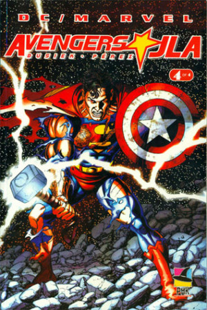 "Start by marking ""JLA / Avengers No. 4 (Edisi Indonesia)"" as Want ..."