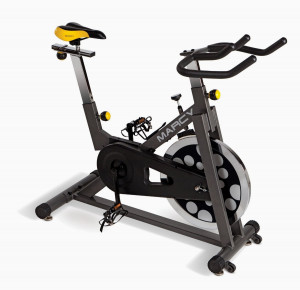 ... Cycle, review of features, spin bike, mimics the feel of a road bike