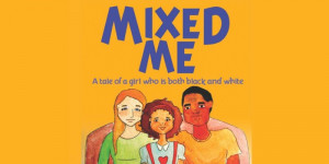 Mixed Girl Quotes Mixed me: a tale of a girl who