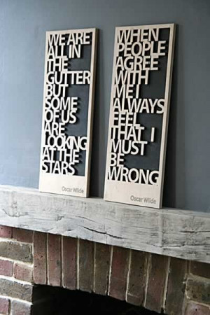 Carved Quotes