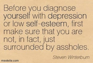 Quote from Steven Winterburn, often misattributed to William Gibson ...